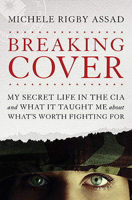 """Breaking Cover"""